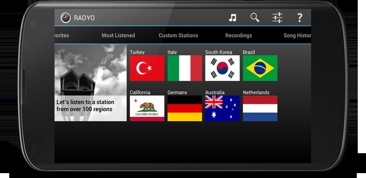 Android RADYO